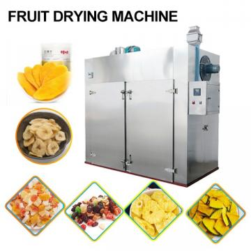 High Output Tunnel Fruit Drying Machine With Stepless Speed Regulation