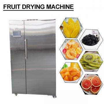 SGS Compliant 45KW Fruit Drying Machine Dried Fruit Maker