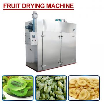 Multifunctional Stainless Steel Fruit Drying Machine With Dry Evenly