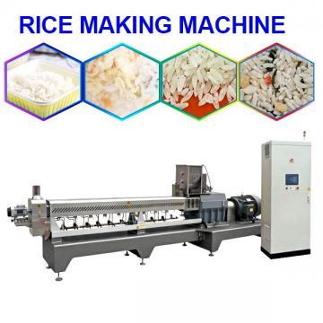 High Efficiency Automatic 500-600KG/h Artificial Rice Production Line For Artificial Rice