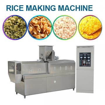 High Productivity Rice Making Machine With Black Rice Raw Materials,Smart Control