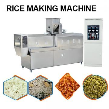 CE Compliant High Automation Rice Making Machine,Artificial Rice Machine