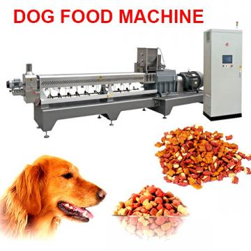 Easy Operation Long Lifetime Dog Food Machine,Pet Food Machine