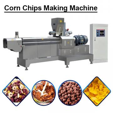 Automated Systems corn chips making machine With Noiseless Running