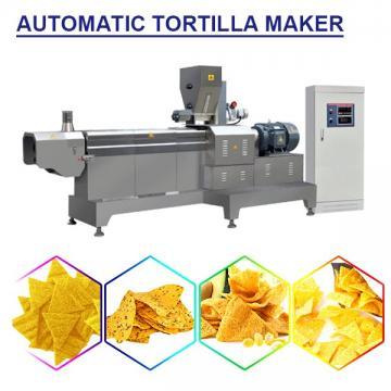Easy-Operation And Durable Automatic Tortilla Maker For Chapati,Low Cost High Output