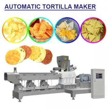 Ce Certification  Full Automatic Automatic Tortilla Maker,Reliable And Easy Installed