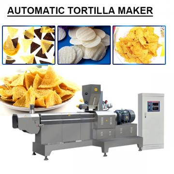 High Efficiency Automatic Tortilla Maker With Flour As Raw Material,Easy Operation
