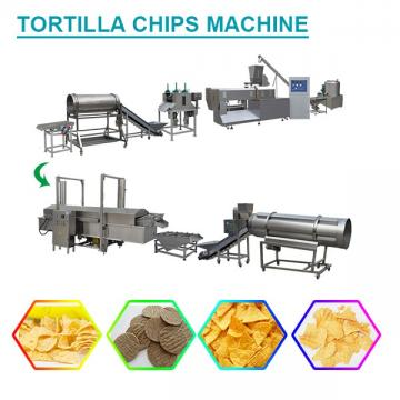 380V/50Hz Automated Systems Automatic Tortilla Maker With Low Consumption