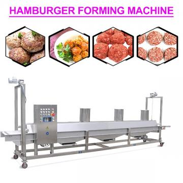 Fully Automatic 220V Hamburger Forming Machine,Smart Control