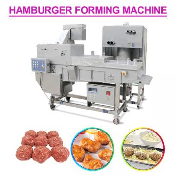 Automated Systems 500-600Kg/H Hamburger Forming Machine,Patty Forming Machine