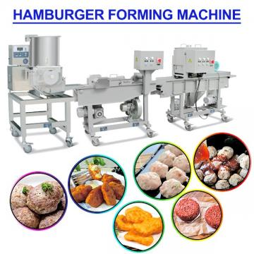 High Productivity 35Kw Hamburger Forming Machine ,Energy Saving