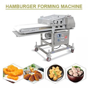 Iso Compliant Stainless Steel Burger Patty Making Machine,Hamburger Forming Machine