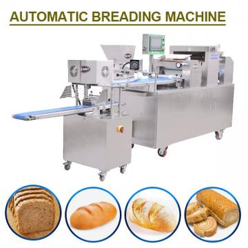 85KW Energy Saving automatic breading machine ,High output