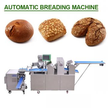 CE Certification  Multifunction automatic breading machine with Wheat as raw material