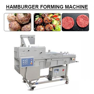 High Automation Stable Running Hamburger Forming Machine,Self-Cleaning