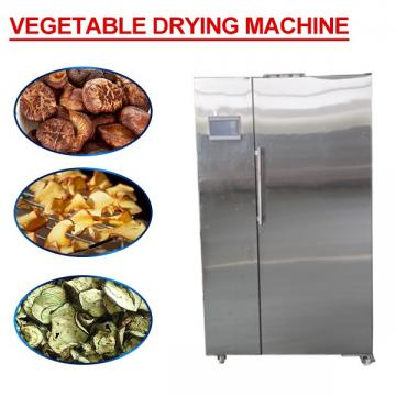 304 Stainless Steel Sterilization Vegetable Drying Machine With Low Energy