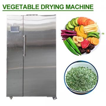 500Kg/Batch Capacity Vegetable Dehydrator Machine Fruit And Vegetable Dryer Machine