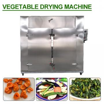 Easy Operation Stainless Steel Vegetable Drying Machine With Low Noise