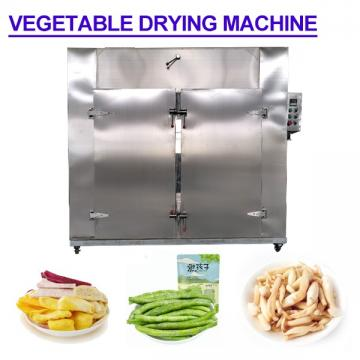 Ce Specification 81Kw Vegetable Drying Machine With Self-Control Of Temperature