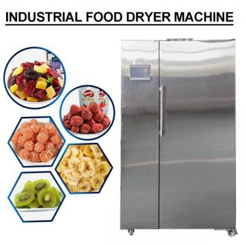 220-660V Stainless Steel Industrial Food Dryer Machine With High Efficiency