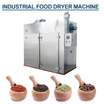 205Kw Intelligent Industrial Food Dryer Machine With High Automation Level