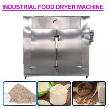 10Kg-100Kg/H Capacity Industrial Food Dryer Machine,Safe And Stable