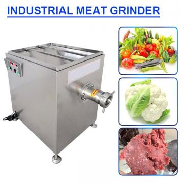 Automated systems 200~1500KG/H Production Capacity industrial meat grinder