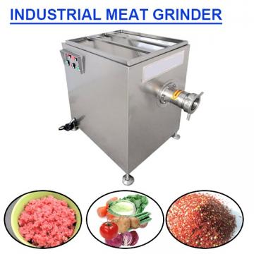 High Automation Industrial Meat Grinder For Sausage,Self-Cleaning