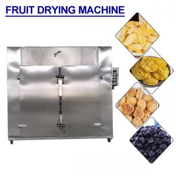 8kw Stepless Speed Regulation Fruit Drying Machine With Plc Control