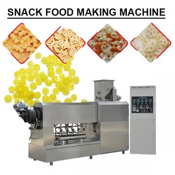380v/50hz High Quality Snack Food Making Machine,Noiseless Running
