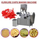 Siemens, ABB Stable Running Kurkure Chips Making Machine With Noiseless Running