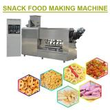 120-150kg Per Hour Full automatic Snack Food Making Machine,Easy Installed