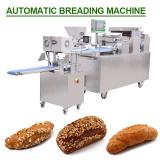 380V/50Hz easy operation automatic breading machine for bread,Stable quality