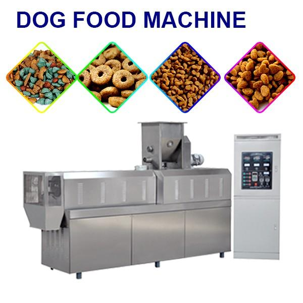 High Automation Dog Food Processing Equipment For Animal Feeds Pellets #1 image