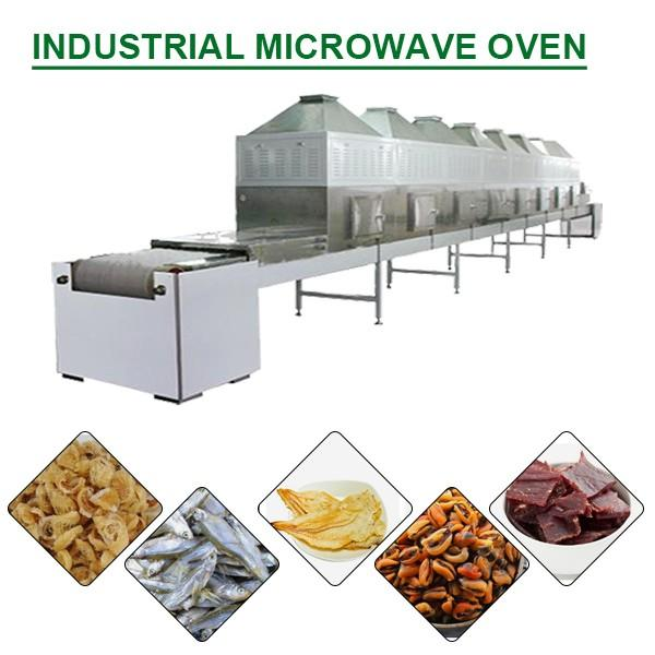 Eco-friendly industrial microwave oven Drying Machine,ISO9001 compliant #1 image